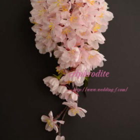 桜のヘッドドレス