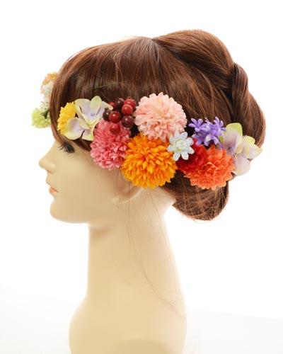 和装用花冠